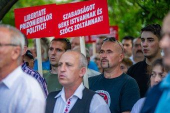 A székely politikai foglyokért miért nem tüntet a magyar baloldal?