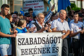 Terrorvád: Beke István annak ellenére sem szabadulhat, hogy megszűnt elítélésének törvényes alapja