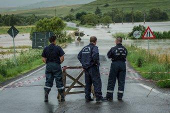 A víz és a tűz is károkat okozott Hargita megyében