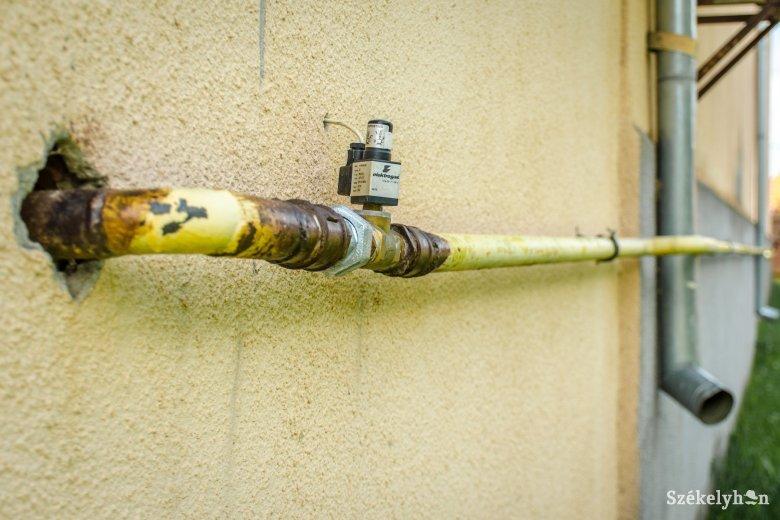 Műszaki hiba miatt földgázellátás nélkül maradt 18 Maros megyei település