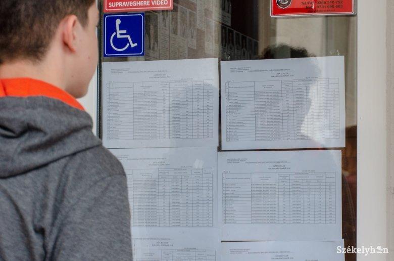 Csütörtökig tölthetik ki jelentkezési űrlapjukat a kilencedik előtt álló diákok