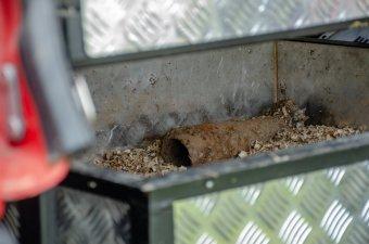Bombát talált egy férfi takarítás közben a székelyudvarhelyi ház padlásán