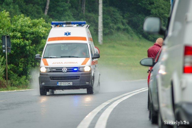 Tragédia Tarcsafalván: patakba fulladt egy kisgyerek
