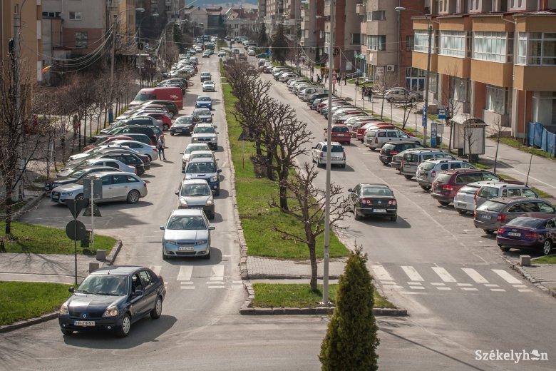 Jelentős akadályt gördített a mobilitási projekt elé az övezeti rendezési terv hiánya