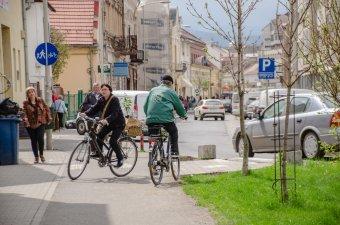 Idén a biciklisávok újrafestésére fektetik a hangsúlyt