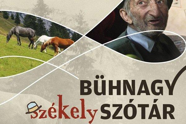Nyelvgazdagító, megmentett székely szókincs - Sántha Attila a Bühnagy székely szótárról