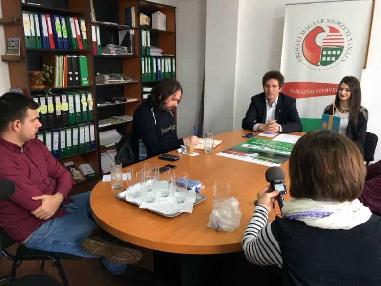 A Gyimesekben is zajlik a regisztráció a magyarországi országgyűlési választásokra