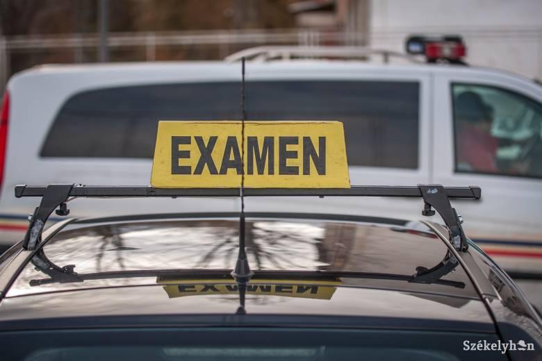 Nem szerveznek elméleti és gyakorlati vizsgákat Hargita megyében