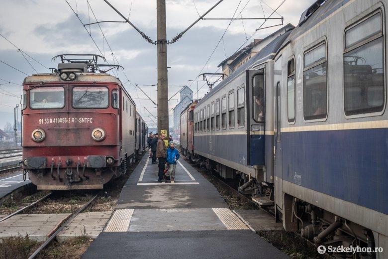 Minimális a vasúti utasforgalom Székelyföld és Budapest között