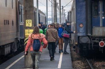 Késések, jegyárváltozások: tetemes bírsággal sújtották a vasúti társaságot