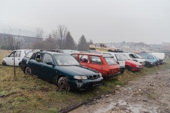 Roncsautóprogram anélkül, hogy új gépkocsit kellene vásárolni