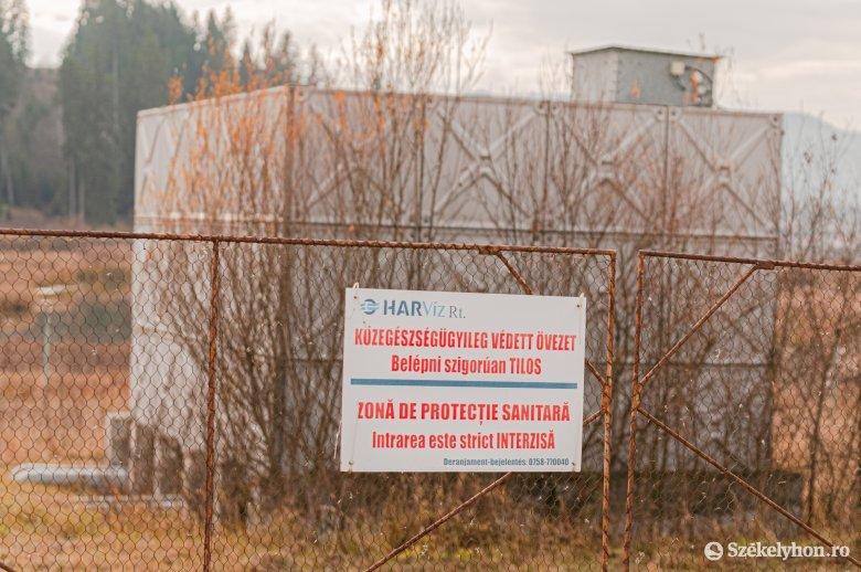 Buktatókkal szembesül a Hargita megyei ivóvíz- és csatornahálózat-építési óriásprojekt