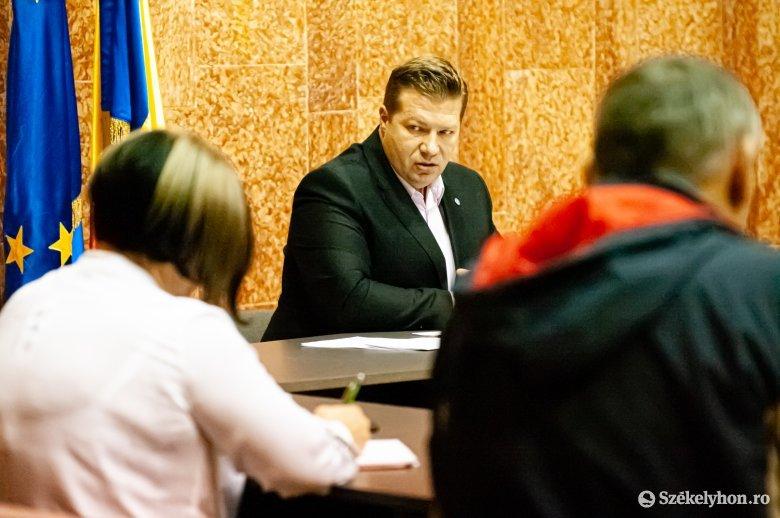 Megszűnt a Hargita megyei prefektus megbízatása