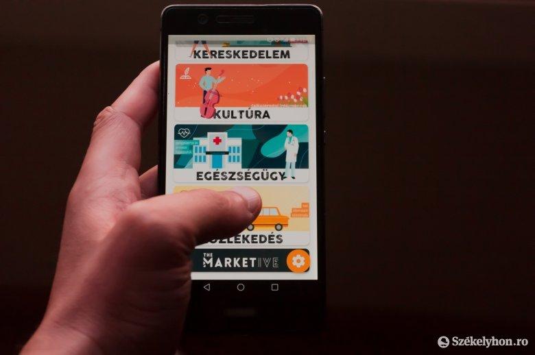 Új funkciókkal látták el a SzeredApp mobiltelefonos alkalmazást