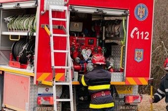 A Kolozs megyei katasztrófavédelem csaknem húsz alkalmazottjának lett pozitív a koronavírustesztje