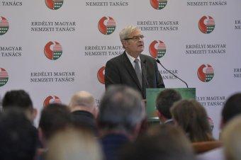 Tőkés Lászlót újabb két évre az EMNT elnökévé választották