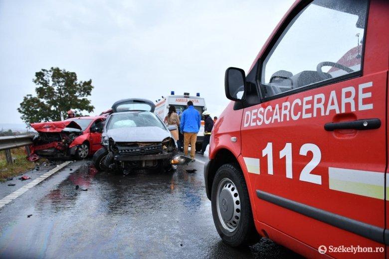 Halálos baleset történ Sepsiszentgyörgy csíkszeredai kijáratánál