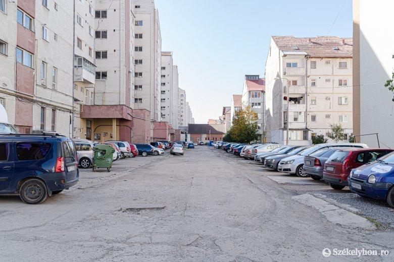 Várni kell a változásokra a városközponti lakóövezetben