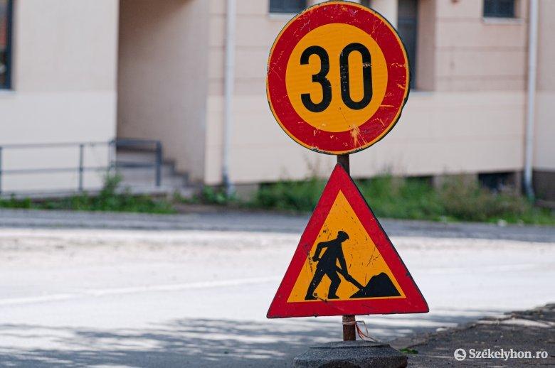 Újabb forgalomkorlátozásra kell számítani Csíkszeredában