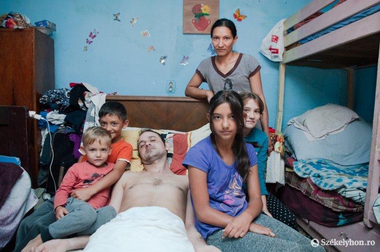 Lebénult a kenyérkereső családfő, segítségre szorul a család
