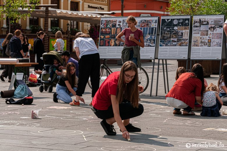 Szabadban alkotni – művészetek utcája a városnapokon