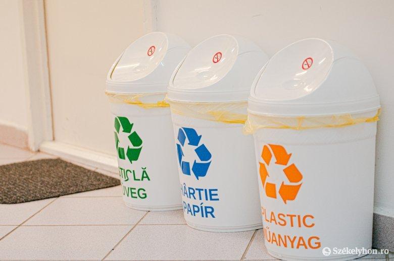 Házi elkülönítésben nincs szelektív hulladékgyűjtés