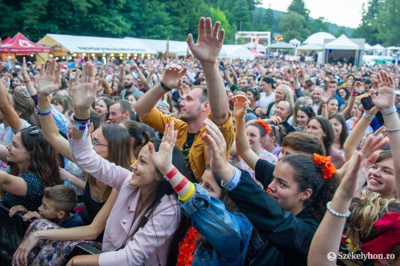 82 ezren látogattak el a jubileumi Tusványosra