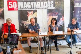 Az ötvenéves Magyar Adás múltját elevenítették fel Tusványoson