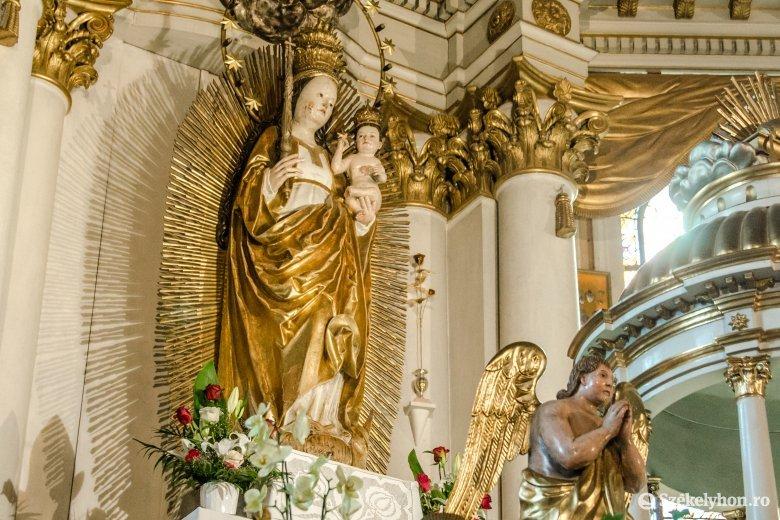 """""""A Szentlélek száll le rád"""" – Albert Leander templomigazgató ünnepi gondolatai"""