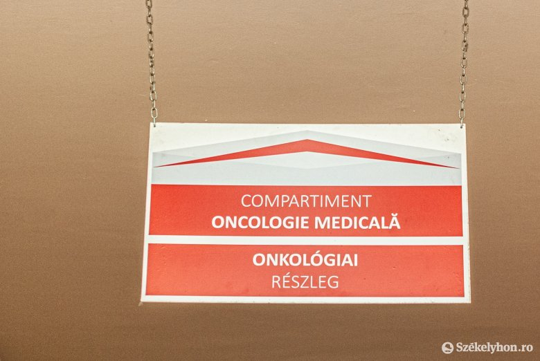 Szünetel a tevékenység a csíkszeredai kórház onkológiai osztályán