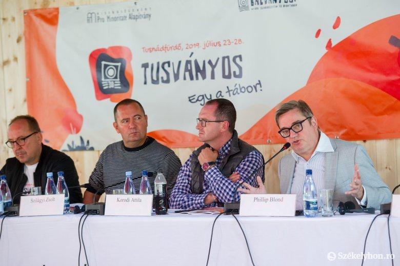 """""""A magyarok szolgáljanak mintaként egész Európának"""""""