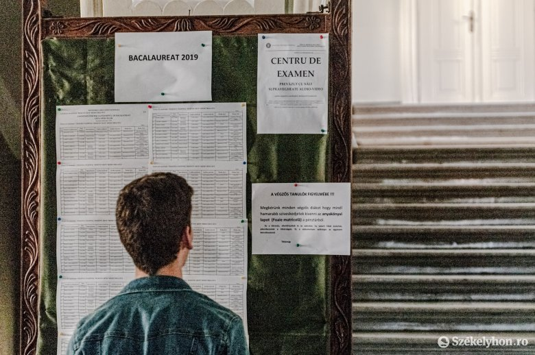 Hargita megye öt iskolájában egyetlen végzős diáknak sem sikerült az érettségi