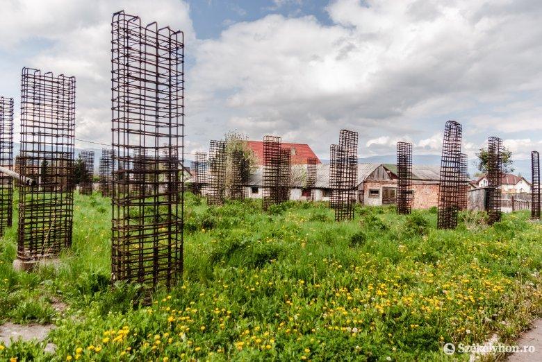 Befejeznék a csíkszeredai Kós Károly-iskola műhelyének építését