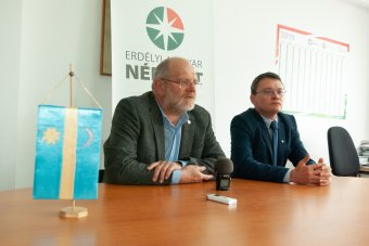 EMNP: provokáció történik az úzvölgyi temetőben