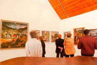 Állatok Nagy Imre ábrázolásában – tematikus kiállítás nyílt a zsögödi Nagy Imre Galériában