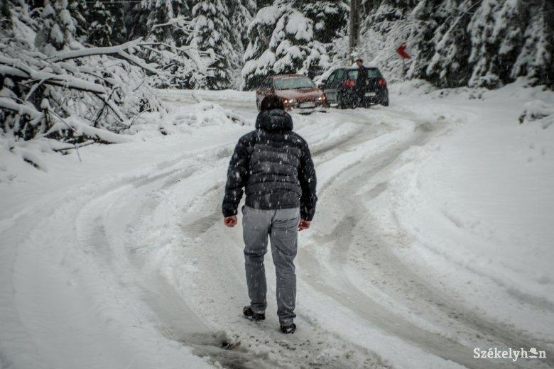 Havazás és hóviharok várhatók, de nem mindenhol