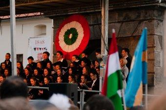 Lemondja tömeges köztéri rendezvényeit március idusán az RMDSZ, a néppárt kedden dönt a váradi rendezvény sorsáról