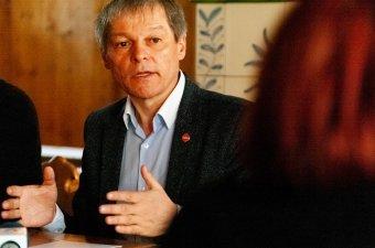 Egyéves pártelnöki mandátumot vállalt Dacian Cioloș, a PLUS szombaton újraválasztott vezetője