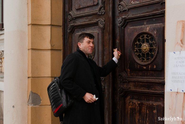 Tovább húzódik a per: Borboly Csaba ügyvédje pontosításokat kért