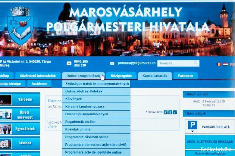Gyerekcipőben az online ügyfélszolgálat a székelyföldi önkormányzatoknál