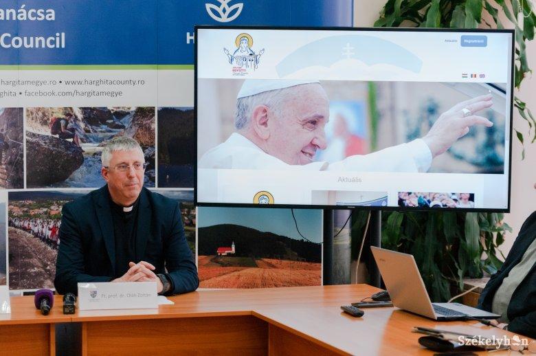 Iskola- és munkaszüneti nappá nyilváníthatják Hargita megyében május 31-ét a pápalátogatás miatt