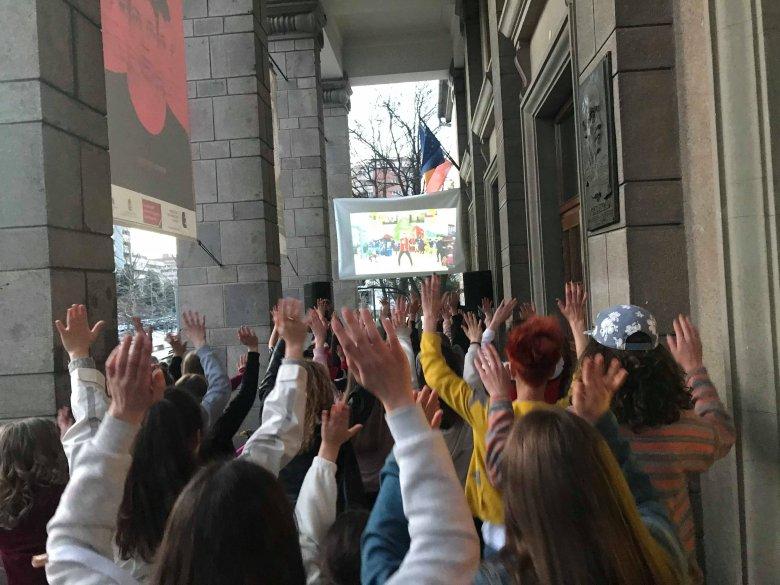 A közös tánc öröme a tánc világnapján