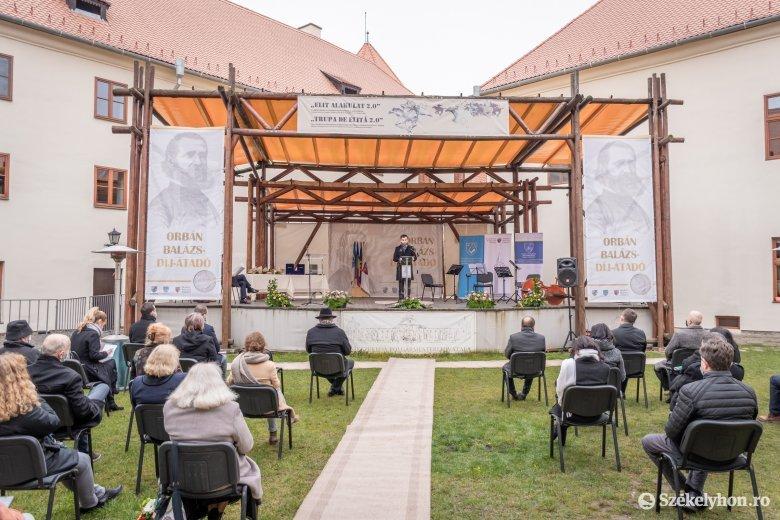 Orbán Balázs-díjjal tüntették ki Ady Istvánt, Burus-Siklódi Botondot és Farkas Árpádot