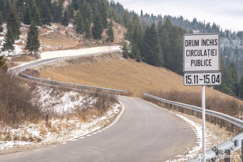Közelebb került Kostelek Csíkszékhez, télen viszont nem biztonságos a rövidebb útvonal