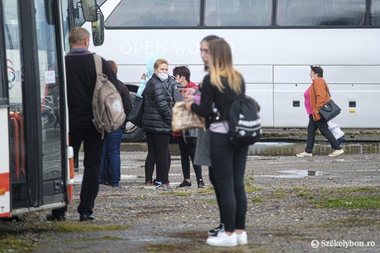 Kiszolgáltatott helyzetben vannak a busztársaságok a járvány miatt