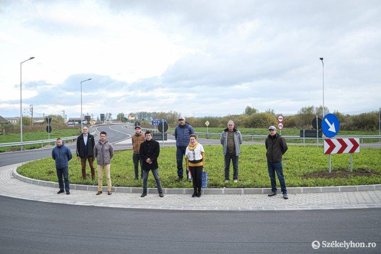 Átvette az elkerülő utat és a Kájoni János utcát a leköszönő csíkszeredai városvezetés