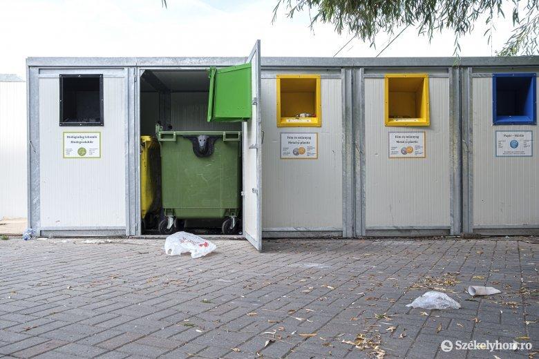A biztonságosnak tartott tárolókat is rongálják a guberálók