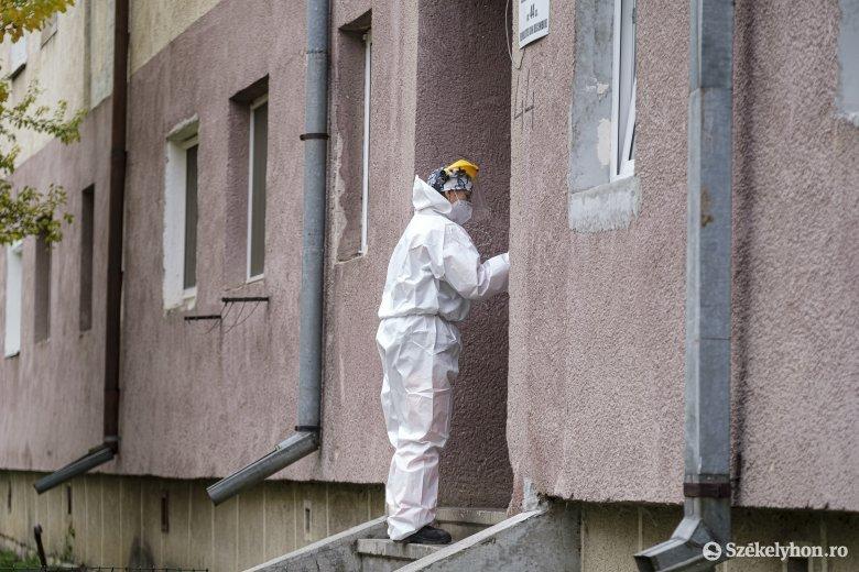Már több mint 300 ezer fertőzöttet vettek nyilvántartásba Romániában