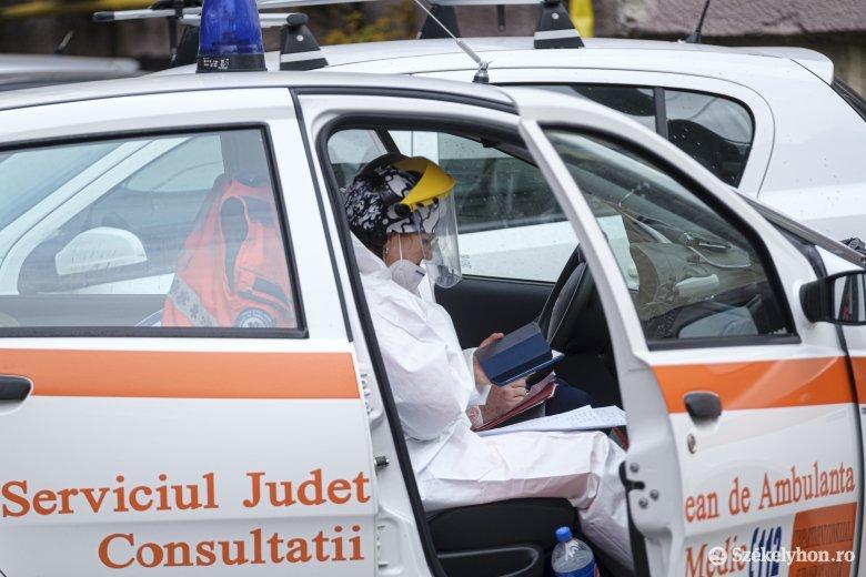 Ismét száz fölött a napi esetek száma Hargita megyében