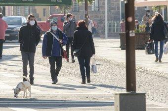 Lényegesen jobban terjed a járvány városi környezetben a közegészségügyi intézet elemzése szerint